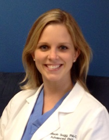 Allison Sugg, PA-C Advanced Ear Nose & Throat Associates