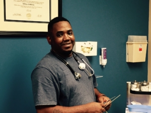 Craig, one of our Medical Assistant